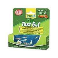 Tetra Pond Test 6 in 1
