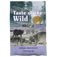 Taste of the Wild - Sierra Mountain Canine 6 kg