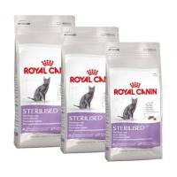 Royal Canin Sterilised 37 - 3 x 10 kg